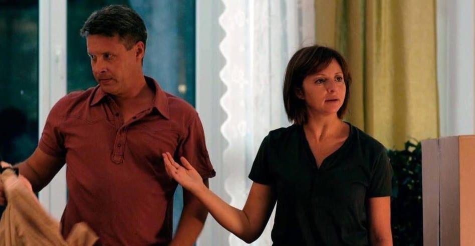 Ищейка 3 сезон: Борис и Александра