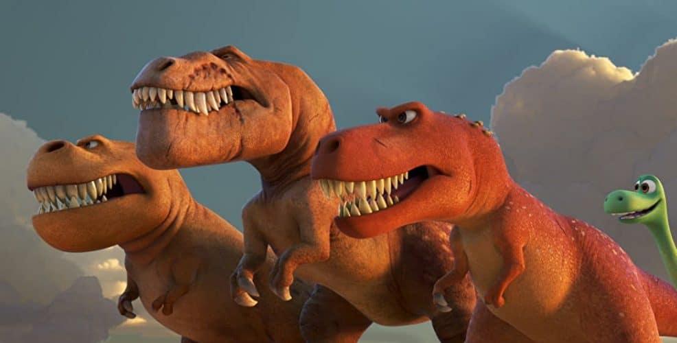Мультфильмы о динозаврах