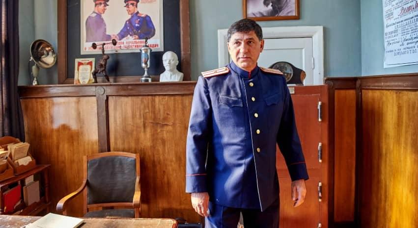 "Сюжет сериала ""Шифр"" 2019"