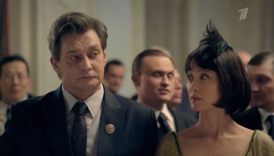 """Сериал """"Зорге"""" содержание серий (2019)"""
