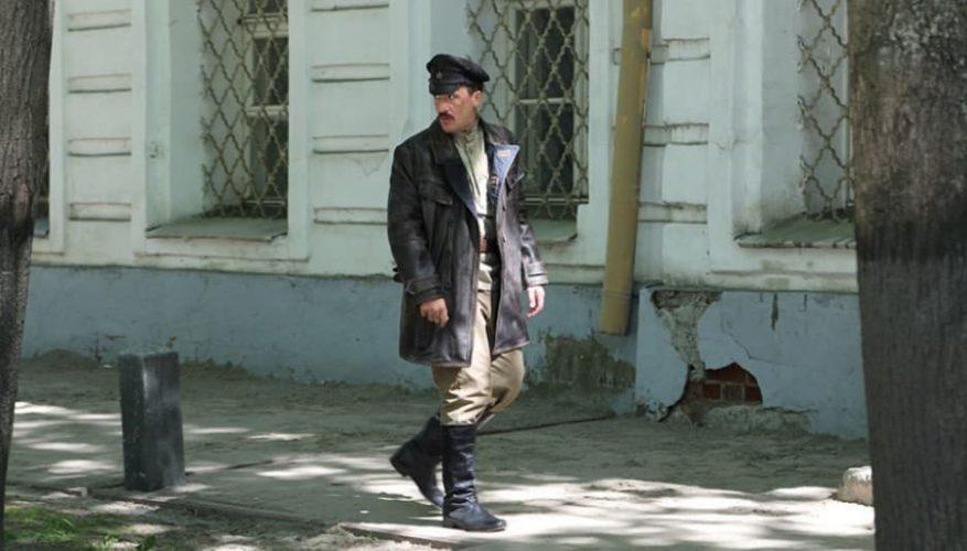 """Кадр из сериала """"Ростов"""" (2019) на НТВ"""
