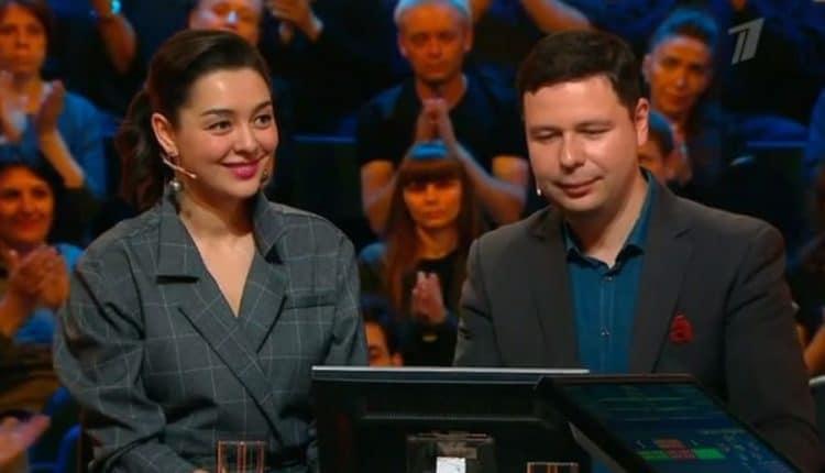 Владимир Пахомов и Марина Кравец