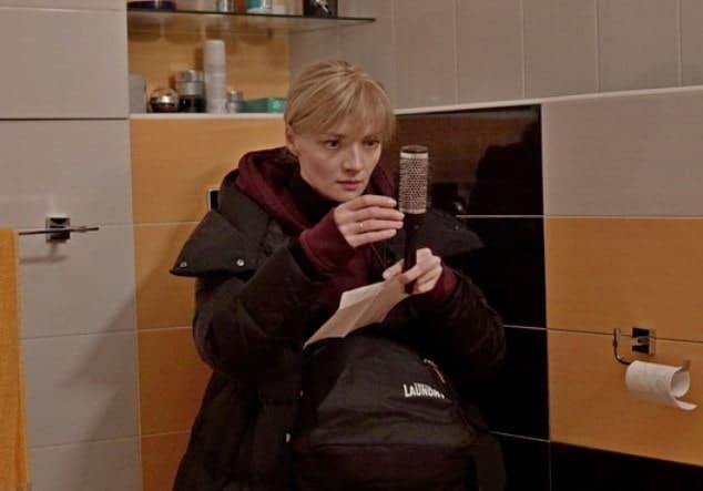"""Кадр из сериала """"Холодные берега"""" (2019). Фото: Россия-1"""