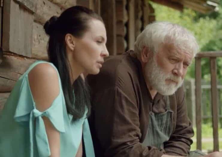 "Кадр из сериала ""Старец"". Фото: тв3"