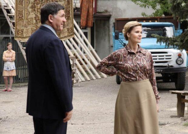 """Кадр из сериала """"Алекс Лютый"""". Фото: НТВ"""
