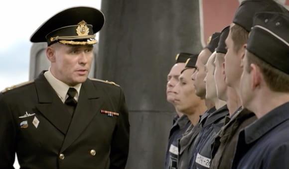Сериал «Горюнов. Корабль отстоя» описание серий. Фото: НТВ