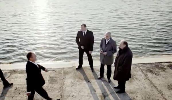 Сериал «Под прикрытием» описание серий. Фото: НТВ