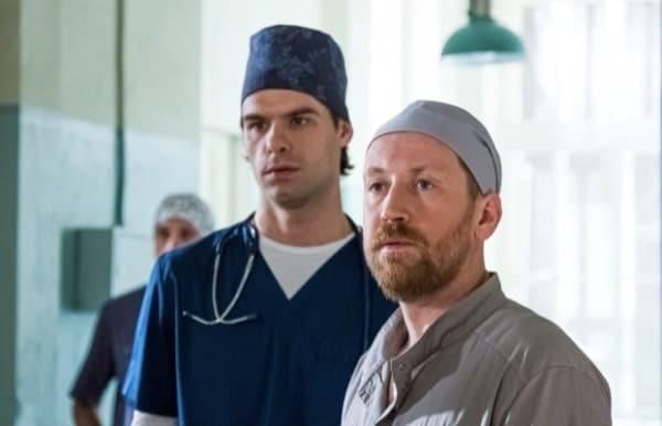 Кадр из сериала «Спросите медсестру». Фото: Первый канал